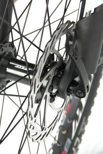 bicicletas gw scorpion  freno disc 7 vel suspension rin 27.5