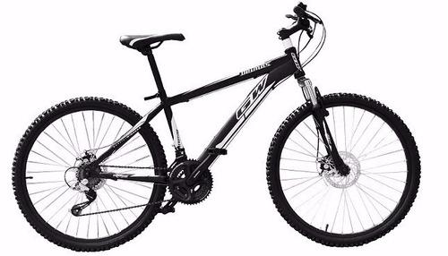 bicicletas gw shimano 7 velocidades freno disco suspensión