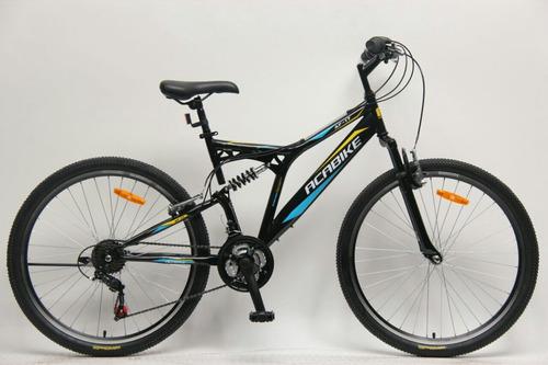 bicicletas mb acabike af-17,  21 vel.shimano acabike