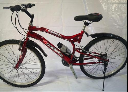 bicicletas montañera aro 26 colores variados