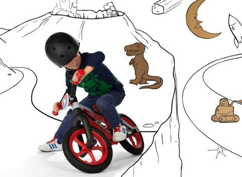 bicicletas niño balance chillafish bmxie - 2 a 5 años