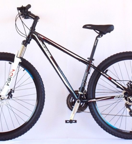 bicicletas on trail aluminio shimano 8 vel rin 29 suspension