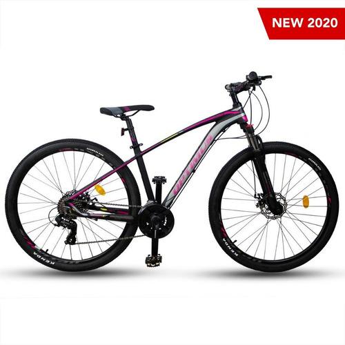 bicicletas optimus sirius rin 29 shimano 8 vel disco suspens