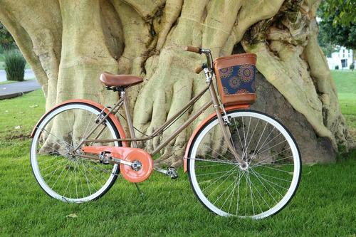 bicicletas para dama  retro vintage modelo antena r26
