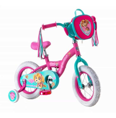 bicicletas paw patrol