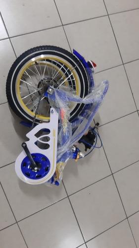 bicicletas plegables para niños nuevas ahorran espacio aro16