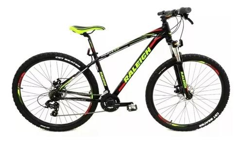 bicicletas raleigh mojave 2.0 rod 27.5 mtb shimano susp disc