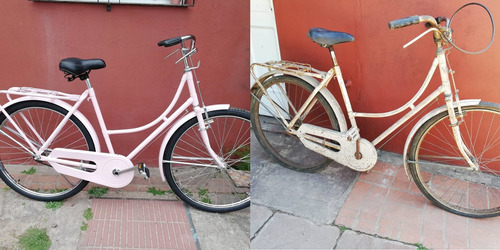bicicletas restauración & venta. arenados, pintura