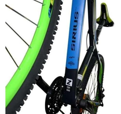 bicicletas todo terreno optimus sirius rin 29 shimano 8 vel