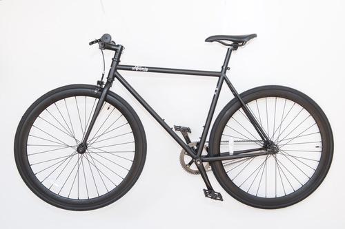 bicicletas urbanas - fixie - impronta bikes