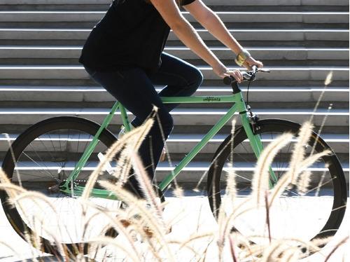 bicicletas urbanas - fixie - mint impronta bikes