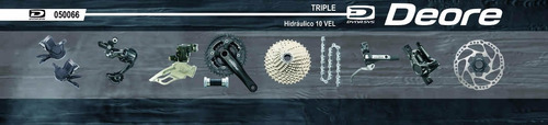 bicicletas venzo vulcan rin 29 shimano deore freno hidráulic