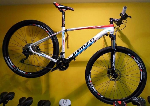 bicicletas venzo vulcan rin 29 shimano suspension bloqueo