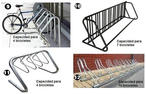 bicicleteros (estacionamiento para bicicletas) cotice