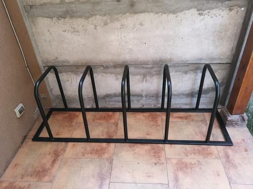 bicicleteros ( estacionamientos para bicicletas )