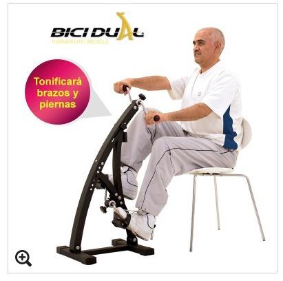 bicidual terapeutico rehabilitacion muscular y articulacione