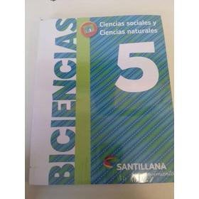 Biciencias 5. Santillana En Movimiento. Bonaerense