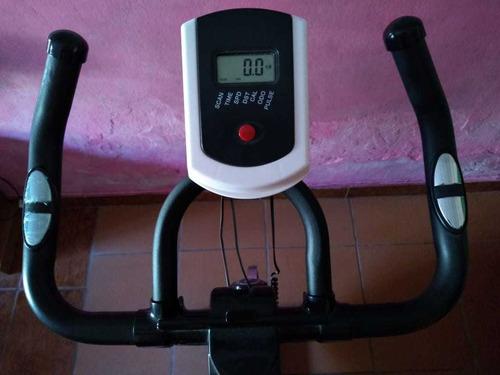 bicileta fija spinning hanma jtb - 600 hogar