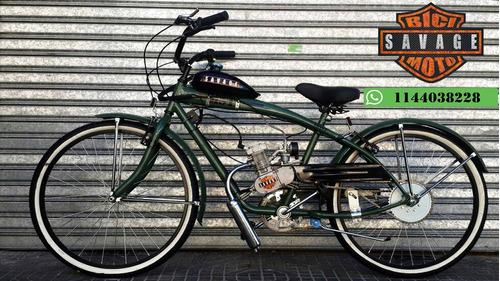 bicimoto 48cc musetta bravo bicicletería savage *