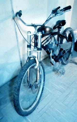 bicimoto , bicicleta y moto
