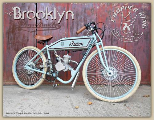bicimoto chopper king brooklyn boardtracker