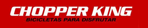bicimoto chopper king liverpool sport somos fabricantes!