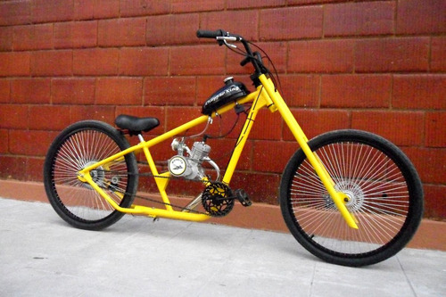 bicimoto chopper king texas easy rider somos fabricantes!