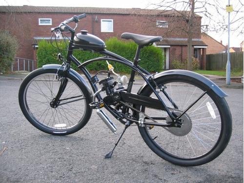 bicimoto ciclomotor bicicleta con motor moped 2t recatea®