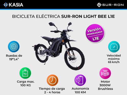 bicleta electrica sur ron light bee l1 extrema