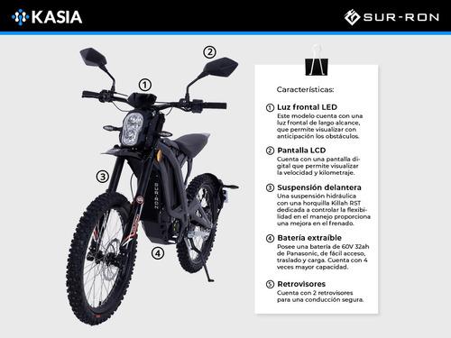 bicleta electrica sur ron light bee l1 extrema kasia