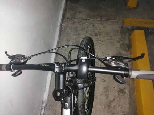 bicleta rali 2020 aluminio ( 1 semana de uso)