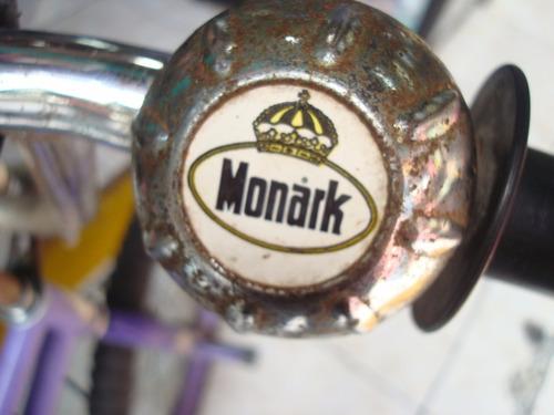bicliceta monark bmx antigua de coleccion original