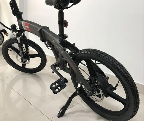 biclicleta beta eléctrica smart 2018 plegable