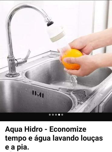 bico adaptador torneira economia de até 70% água