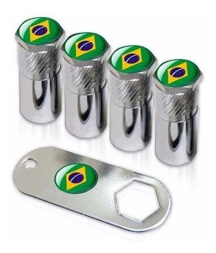 bico de pneu roda brasil universal