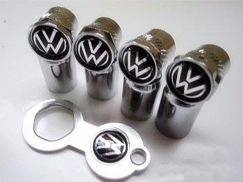 bico de pneu roda volkswagen bora fox spacefox + brinde