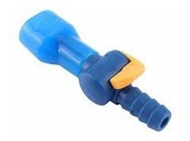 bico e valvula sistema completo mochila de hidratação reto.