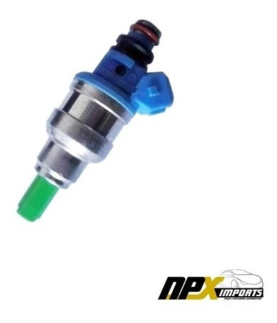 bico injetor (azul) mitsubishi colt / lancer - inp062