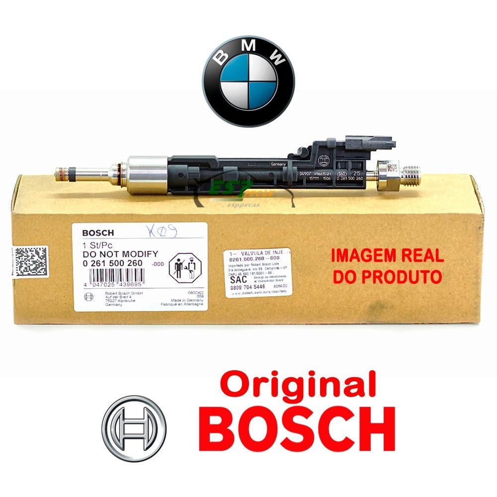 Bico Injetor Bmw 320 328 528 535 X1 X3 X4 X5 X6