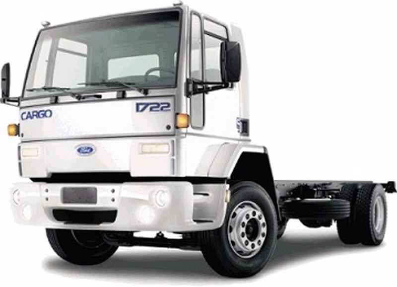 Bico Injetor Completo Ford Cargo 1722e 0 445 120 007 R 1 099 00