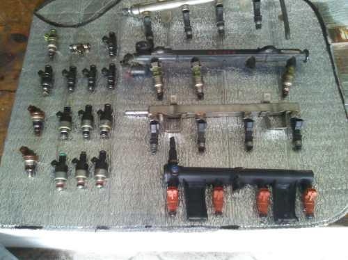 bico injetor original usado gm astra 2.0 8v '04