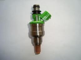 bico injetor (verde) mazda mpv - 1955001980