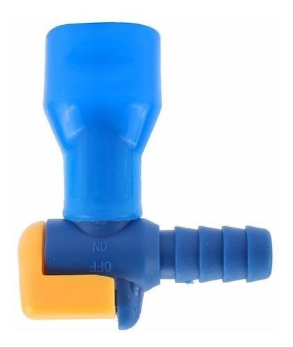 bico silicone 90º mochila hidratação tipo camelback válvula