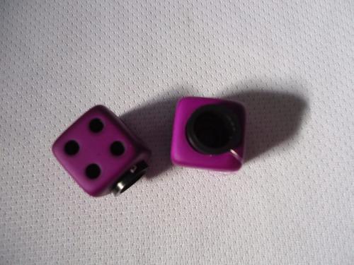 bico valvula dado (varias cores)