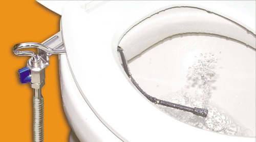 bidematic dispositivo bidet inodoro agua fria económico 1020