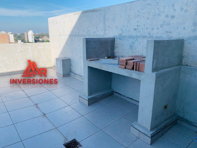 bidens - tu primer departamento con oficina - edificio con coworking y amenities - zona uca