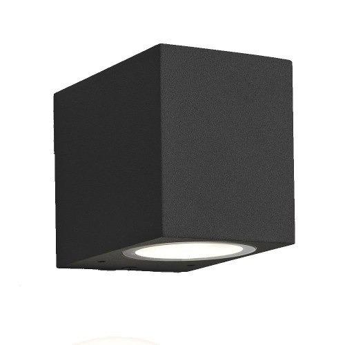 bidireccional cuadrado ext/int aluminio con dicroica led