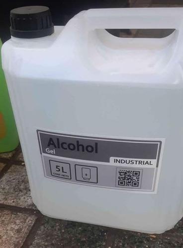 bidon 5 litros alcohol gel