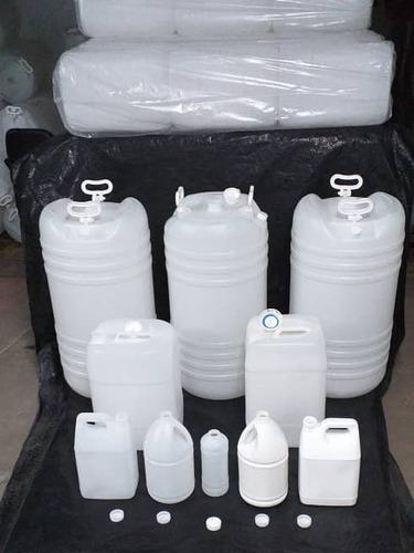 bidón carboya pimpina envase plástico de 20 litros nuevos