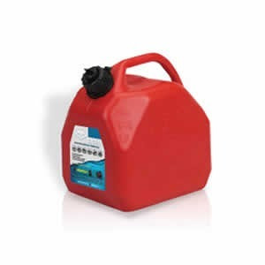 bidon de combustible 10 litros c/ pico (no envios)